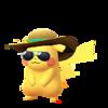Pikachu Verano