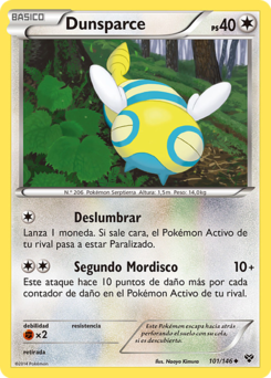 Carta de Dunsparce