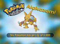 """Este Pokémon, TIENE UN I.Q de 5000""."