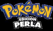 Logo de Pokémon Edición Perla