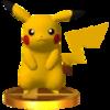 Trofeo de Pikachu SSB4 (3DS).png