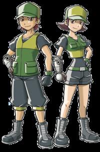 Pokémon Nappers
