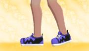Zapatillas de Deporte Violeta F.png