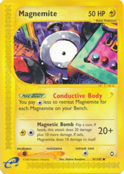 Magnemite (Aquapolis 91 TCG).png
