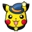 Pikachu disfrazado