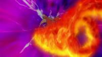 Heatmor usando giro Fuego.