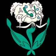 Florges blanca (dream world).png
