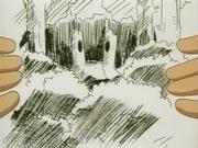 Orejas de Elekid en el dibujo de Tracey.