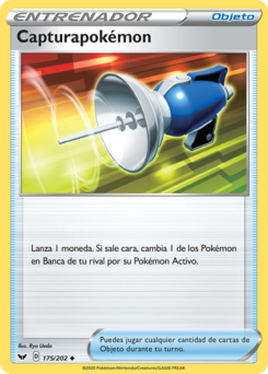 Carta Capturapokémon