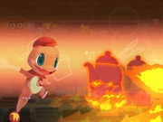 Destreza de Charmander Pokémon Café Mix.jpg