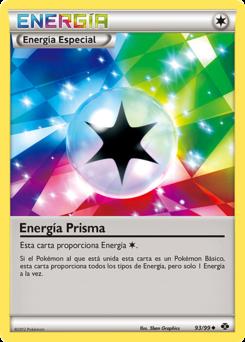Energía Prisma