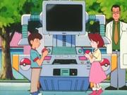 EP148 Niños intercambiando Pokémon.png