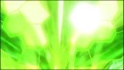 Archivo:EP910 Z2 al 50% volviendo a su forma núcleo.webm