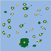 Localización de Isla Murcott.