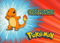 """Charmander en el segmento """"¿Quién es ese Pokémon?"""""""
