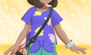 Camiseta de Flores Violeta.png