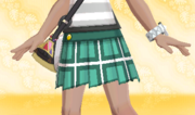 Minifalda Tartán Verde.png
