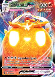 Cinderace VMAX (Golpe Fusión TCG).png