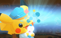 Destreza de Pikachu Goloso Pokémon Café Mix.png