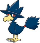 Murkrow (dream world).png