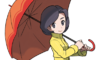 Dama parasol