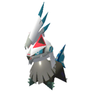 Silvally dragón Rumble.png