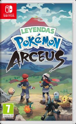 Carátula Leyendas Pokémon Arceus.png