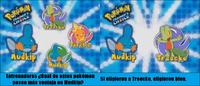 ¿Cuál de estos Pokémon posee más ventaja sobre Mudkip?