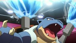 Blastoise de Azul