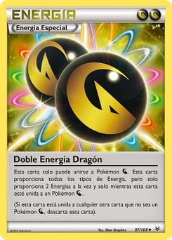 Doble Energía Dragón