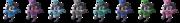 Paleta de colores de Lucario SSBU.png