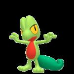 Treecko macho