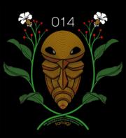 Diseño de Kakuna en Pokémon 151.png