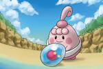 Primera misión especial: ¡Recupera el huevo de Manaphy!