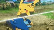 EP930 Pikachu vs Clawitzer.png