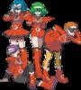 Equipo científico del Team Flare
