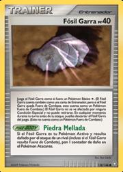 Fósil Garra (Despertar de las Leyendas TCG).png
