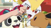 EP895 Pokémon de Serena viendo la llave Fluxus.png