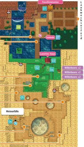 Mapa de la ruta 114