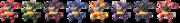 Paleta de colores de Incineroar SSBU.png