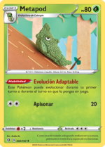 Metapod (Choque Rebelde TCG).png