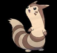 Ilustración de Furret
