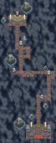 Interior del Gimnasio de Iris en los videojuegos