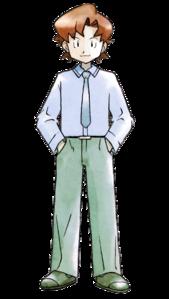 Bill (Pokémon Oro y Plata).png
