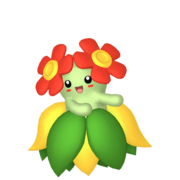 Bellossom HOME.png