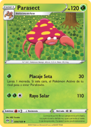 Parasect (Oscuridad Incandescente TCG).png