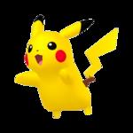 Pikachu macho