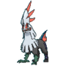 Silvally fuego