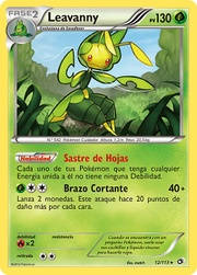 Leavanny (Tesoros Legendarios TCG).jpg