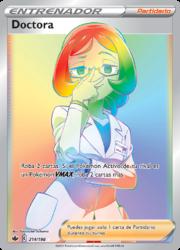 Doctora (Reinado Escalofriante 214 TCG).png